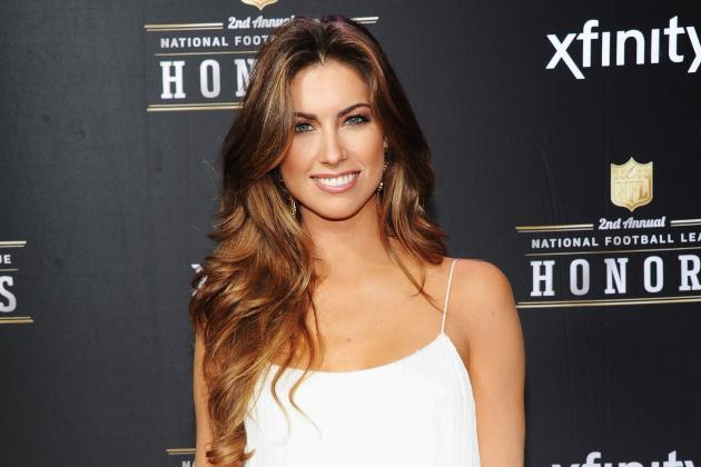 Katherine Webb Thanks Musberger for Overnight Fame