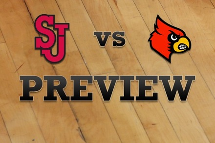St John's vs. Louisville: Full Game Preview