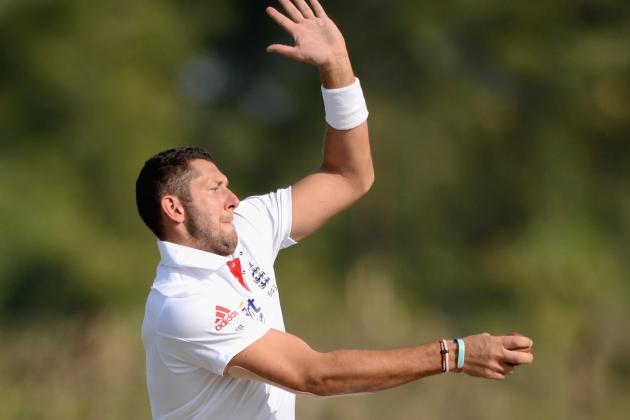 Tim Bresnan in Fitness Race for Ashes After Undergoing Elbow Operation