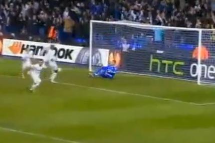 2-1! Free Kick Golazo Number 2! Gareth Bale V Lyon