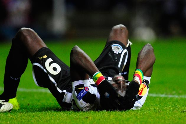 Match Report: Newcastle 0-0 Metalist