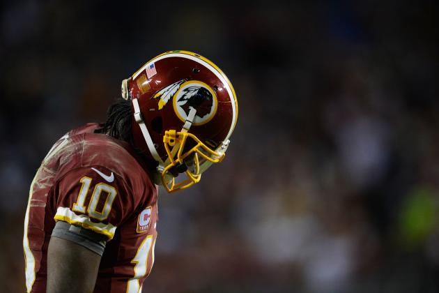 How Can Redskins Do a Better Job of Protecting RG3 in 2013