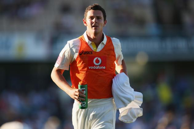 Hazlewood's Injury Woes Continue
