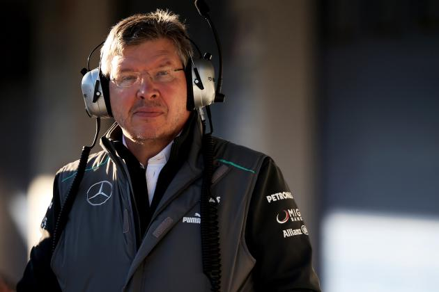 F1: Brawn: Too Early to Assess New Mercedes