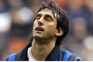 Season over for Milito