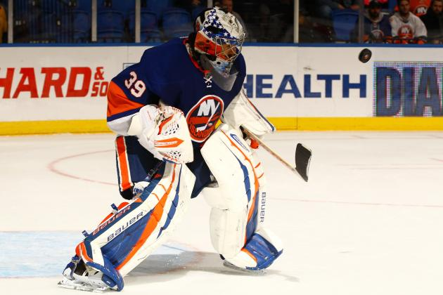 Rick DiPietro Isn't Giving Up