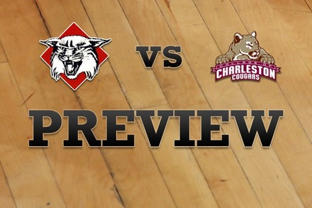 Davidson vs. Charleston: Full Game Preview