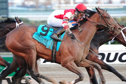 Risen Star Will Be Next for Normandy Invasion