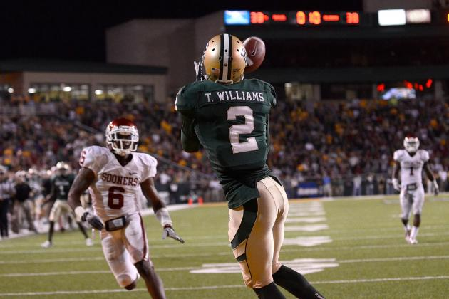 NFL Draft 2013: Wide Receivers Who Would Be Steals Outside of 1st Round