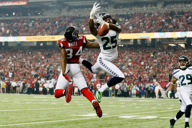"Richard Sherman Calls Roddy White ""an Easy Matchup"""