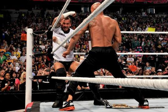 WWE Elimination Chamber 2013 Matches: The Rock vs. CM Punk Will Steal the Show