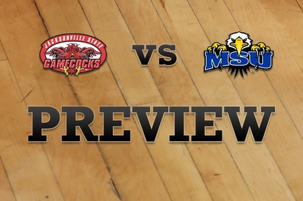 Jacksonville State vs. Morehead State: Full Game Preview