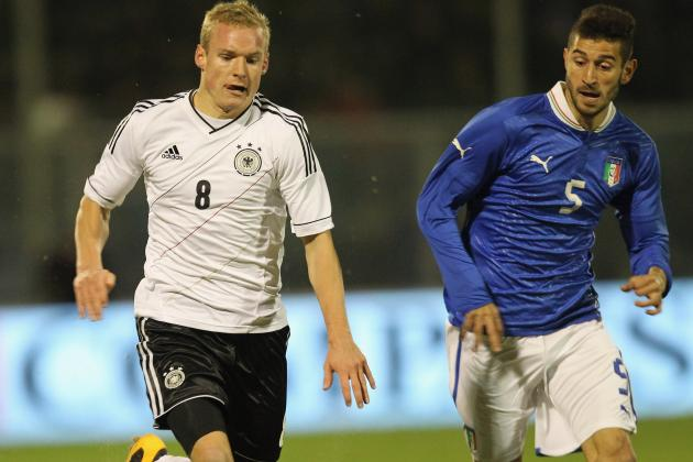 Arsenal to Nick German Starlet Sebastian Rode from Rivals Tottenham