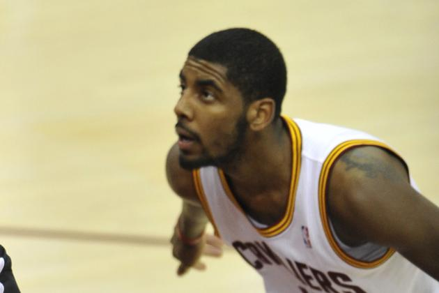 Fatigued Kyrie Irving Prepares for a Busy All-Star Weekend