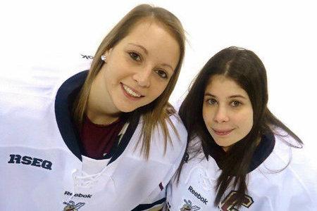Stingers Goalie Caroline Switalski Follows in Her Sister's CIS Hockey Footsteps