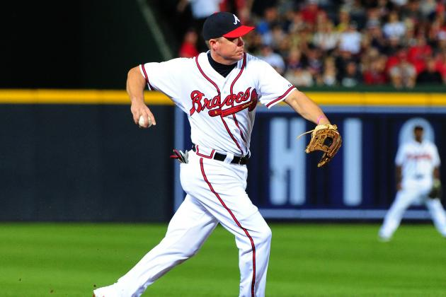 Chipper Returns to Braves Camp Friday