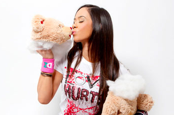 AJ Kisses and Tells on Valentine's Day