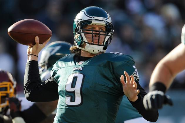 Chiefs Interested in Trading for Nick Foles