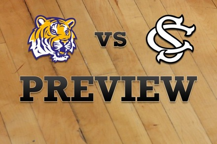LSU vs. South Carolina: Full Game Preview