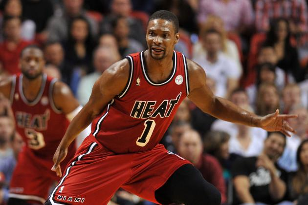 Chris Bosh Misses Being a First-Option Scorer