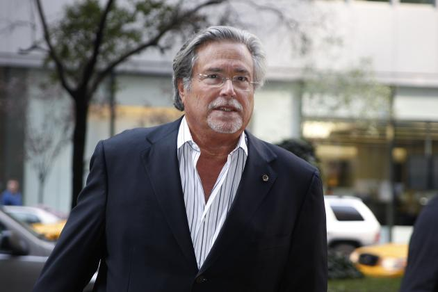 Miami Heat Owner Micky Arison Takes in Game Amidst Carnival Cruise Nightmare