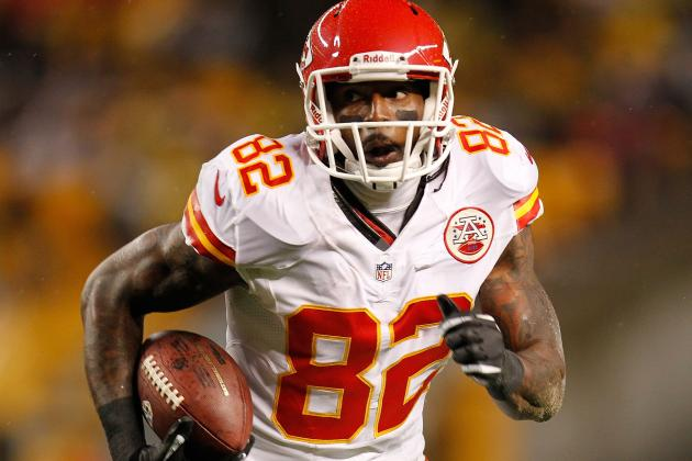 Kansas City Chiefs, Dwayne Bowe Engaged in Contract Talks
