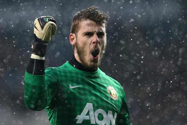 Manchester United Do Not Need to Replace David de Gea in the Summer