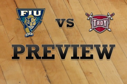 FL Internationial vs. Troy: Full Game Preview