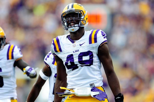 2013 NFL Mock Draft: Risky Players Teams Will Gamble On in 1st Round