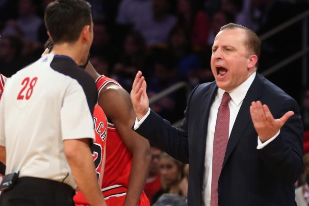 Barkley: Thibs Needs to Ease Up on Bulls
