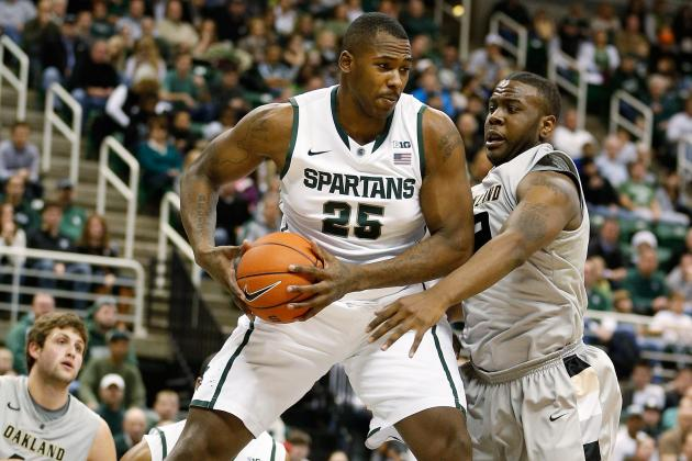 Derrick Nix Believes Spartans Measure Up Against Best