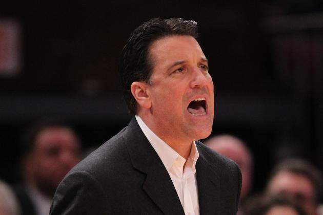 Lavin to Resume St. John's Coach Duties Monday