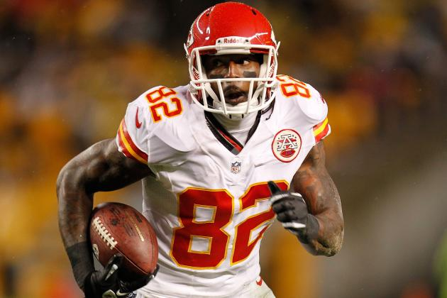 Dwayne Bowe: Power Ranking Best Destinations for Year's Top Free-Agent WR
