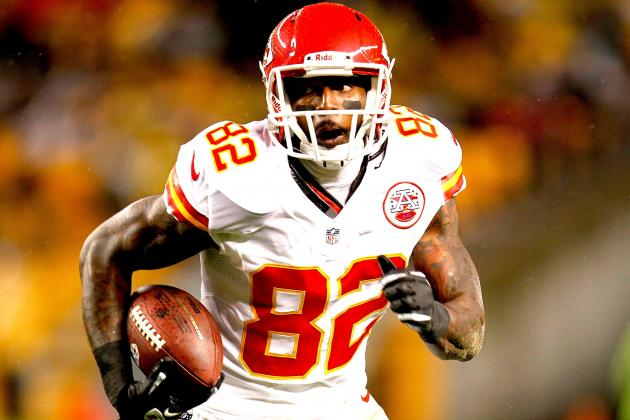 Chiefs Reportedly Pursuing Long-Term Deal with WR Dwayne Bowe