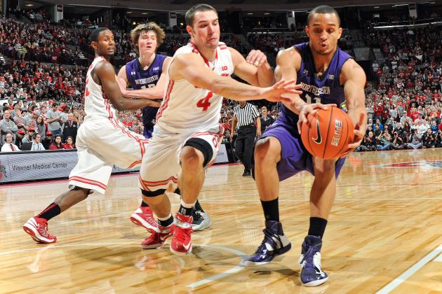 No. 13 Ohio St. 69, Northwestern 59