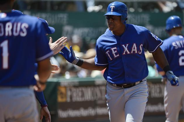 Complete Texas Rangers 2013 Season Preview