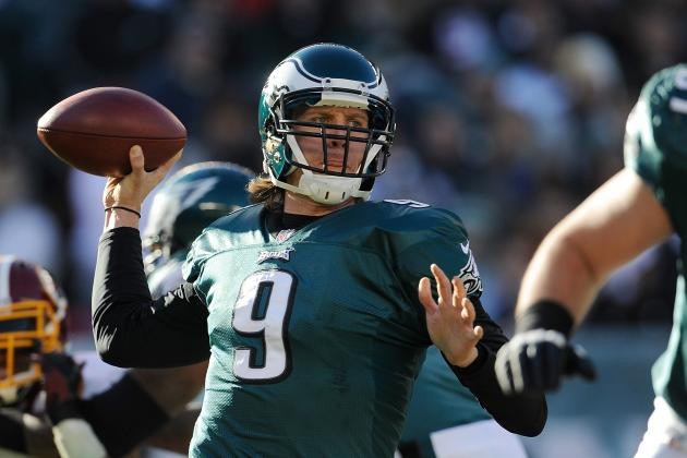 Chiefs' Andy Reid Reportedly Interested in Trading for Eagles' Nick Foles