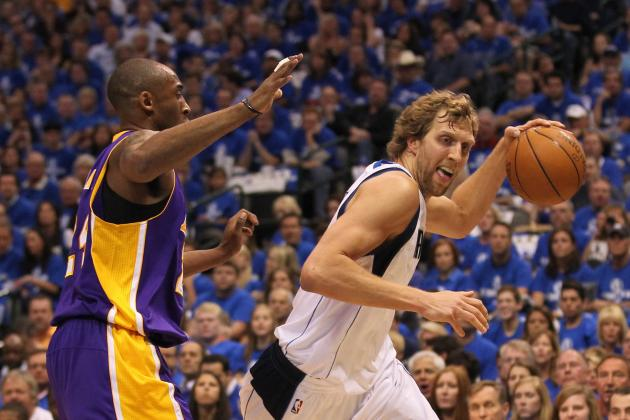 Dirk Nowitzki Breaks Down Why He's a 'Huge Fan' of Kobe Bryant