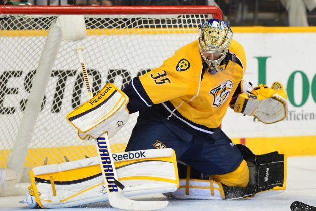 Phoenix Coyotes vs. Nashville Predators - Recap - February 14, 2013