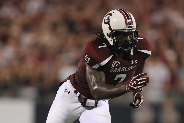 Steve Spurrier Claims Jadeveon Clowney Is Committed to Gamecocks in 2013