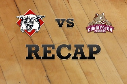 Davidson vs. Charleston: Recap, Stats, and Box Score