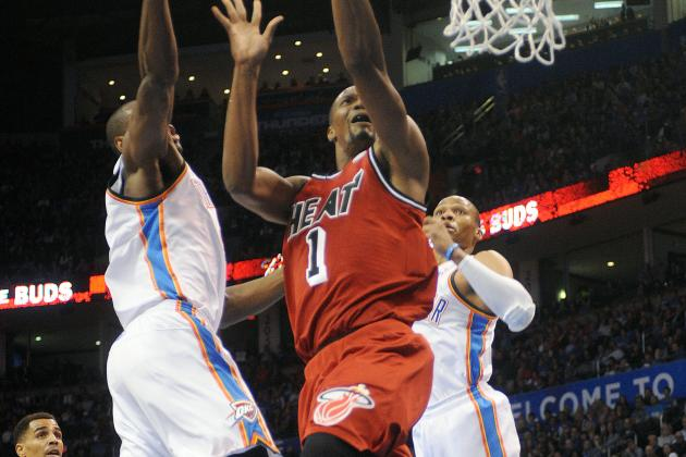 Rapid Reaction: Miami Outmuscles Oklahoma City in 110-100 Win