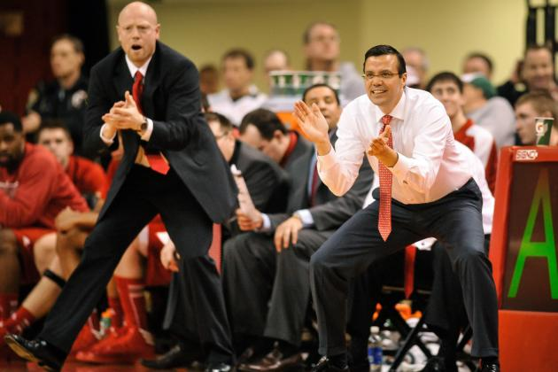 Barfknecht: NU Family Is Enduring Tough Times off Court