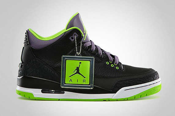 Breaking Down New Nike Air Jordan 3 'Joker' Shoes
