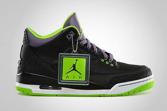 Breaking Down New Nike Air Jordan 3 'Joker' Shoes
