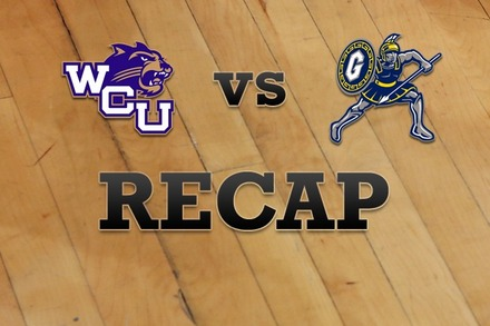 Western Carolina vs. UNC Greensboro: Recap, Stats, and Box Score