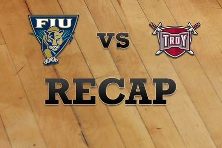 FL Internationial vs. Troy: Recap, Stats, and Box Score