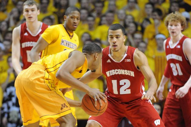 Minnesota Takes Down OT-Weary No. 20 Wisconsin