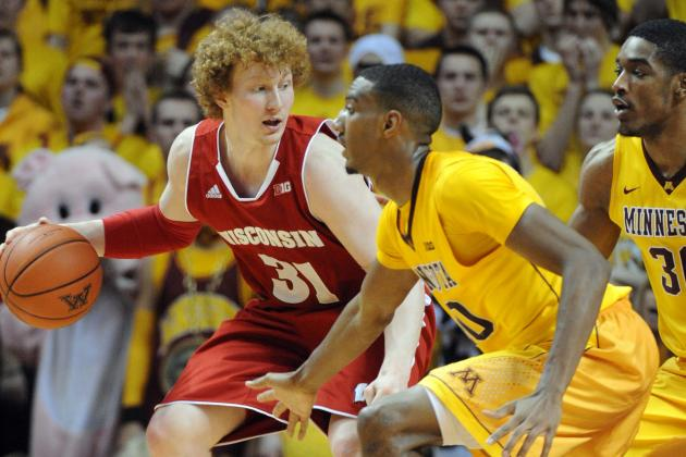 Rapid Reaction: Minnesota 58, Wisconsin 53