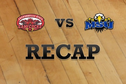 Jacksonville State vs. Morehead State: Recap, Stats, and Box Score